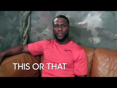 Would You Rather: Kevin Hart