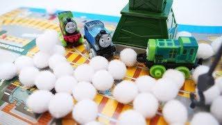 Mini Mini Thomas' Christmas story.