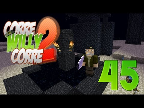 """La Maldición Del Dragón !!"" Episodio 45 - ""Corre Willy Corre 2"" - MINECRAFT Mods Serie 