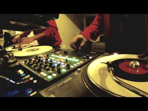 Dj Hedspin And Dopey's Holiday Scratch Tribute (rip James Brown) video