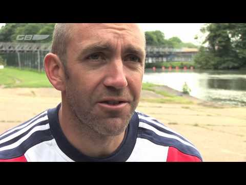 Meet Britain's Canoe Sprint Olympic Champion - Tim Brabants