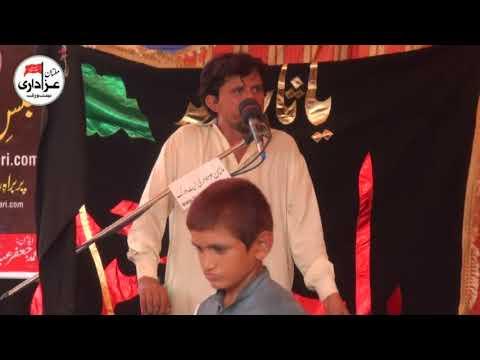 Zakir Syed Baqir Hussain SHah | Majlis 21 August 2017 | Naqvi Laaj Multan