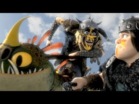 HOW TO TRAIN YOUR DRAGON 2  : The First 5 Minutes ! [HD 1080p]