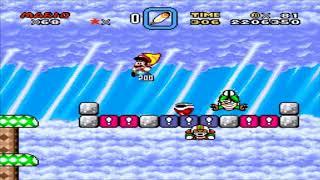 Super Mario World The Megaman 29th Anniversary Parte 8