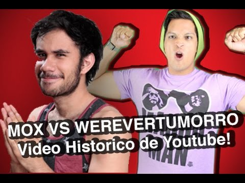Werevertumorro vs Mox!