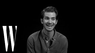 Andrew Garfield's Idea of Heaven Is Disneyland and Pot Brownies | W Magazine