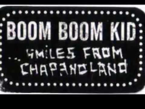 Boom Boom Kid - Paranoia Candy Blues