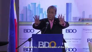 BDO supports a Progressive Philippines (Part 7)