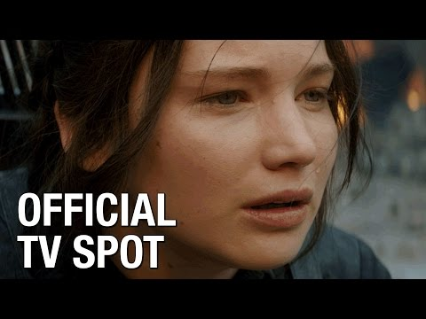 """The Hunger Games: Mockingjay Part 1 (Jennifer Lawrence) Official TV Spot – """"The Choice"""""""