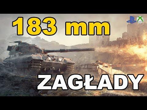 FV215b (183) mm zagłady [Wasze bitwy#132][Patryk764] World of Tanks Xbox One/Ps4