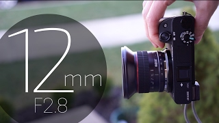 Meike 12mm f/2.8 Ultra Wide Angle for E-Mount