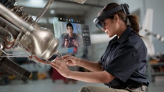 Microsoft's HoloLens 2 Keynote In 15 Minutes
