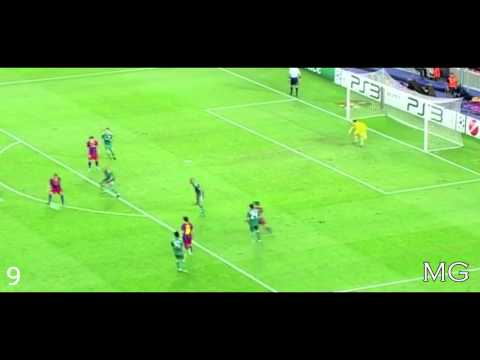 Dani Alves ● All 20 Goals ● FC Barcelona