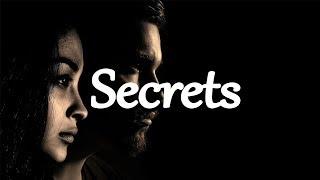 Hard Deep Hip Hop Beat Instrumental 2018 Sad Deep Rap Beat - Secrets
