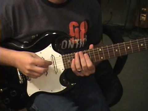 2007 Gibson SG III Guitar Review Scott Grove