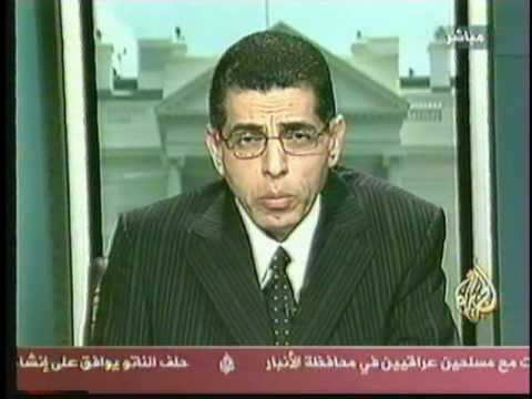 Omar Turbi,  Libya Expert  - Al-Jazeera Paris 09232004-Part II
