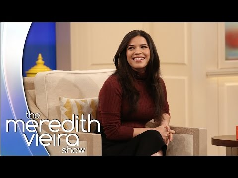 "America Ferrera On Third ""Sisterhood"" Movie! 