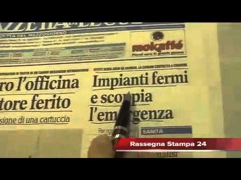 Leccenews24 notizie dal Salento in tempo reale: Rassegna Stampa 19-09