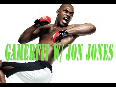 Jon Jones Talks EA sports UFC Video Game GamerFitnation