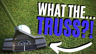 NEW TAYLORMADE TRUSS PUTTERS... WHAT THE...?!