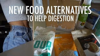 10 Healthy Food Substitutions/Alternatives | Improving Digestion