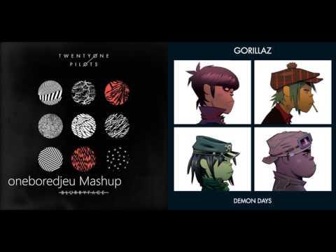November Stress - twenty one pilots vs. Gorillaz feat. MF DOOM (Mashup)