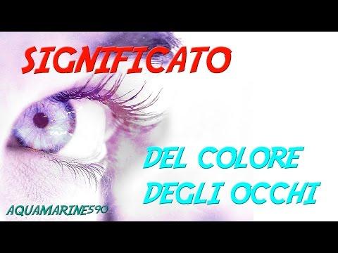 Strani colori - Colore degli occhi diversi ...