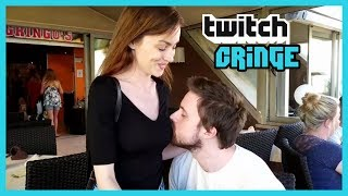 """""""I just kissed her tit"""" - Top 10 Twitch Cringe #16"""