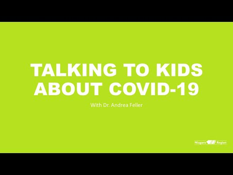 Talking with Your Children about COVID Part 3