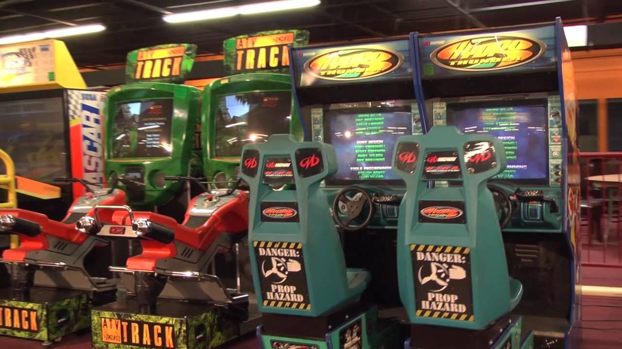 Hydro Thunder Video Arcade Simulator Primetime