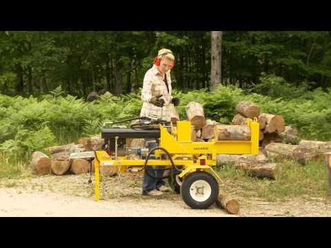 Woodeze 20 ton