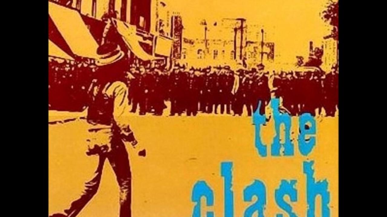 The Clash Bankrobber Rockers GaloreUK Tour