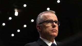 Andrew McCabe asks DOJ not to fire him