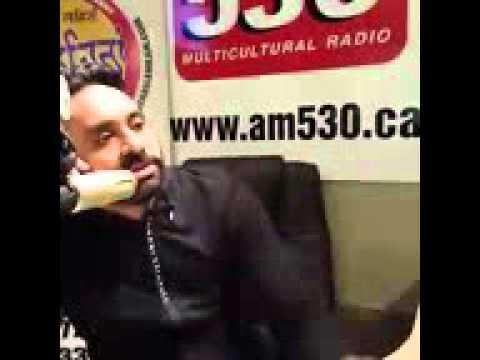 latest interview 2016 Babbu maan by radio canada