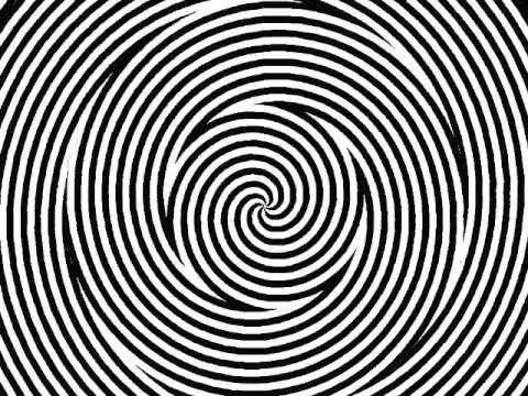 Optical Illusion - Hypnotic Spiral Music Videos