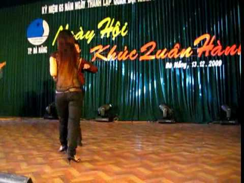 Đôi nhảy Tango - Ngày hội Khúc Quân Hành 2009