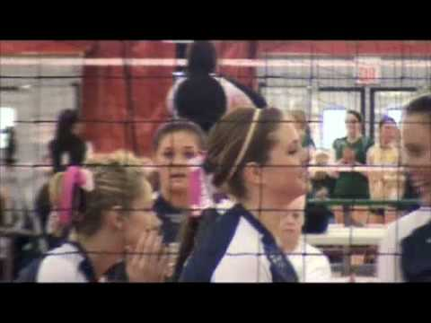 Columbus State Game 3 NJCAA Women's Volleyball tournament Video