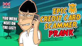Epic Credit Card Scammer Prank - Ownage Pranks