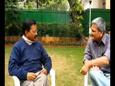 Arvind kejriwal's interview with dainik bhaskar