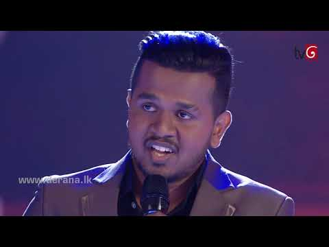 Sandawathiye -  Sahan Liyanage @ Derana Dream Star S08  (13-10-2018)