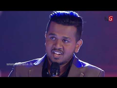 Sandawathiye -  Sahan Liyanage @ Derana Dream Star S08  (13-10-2018)