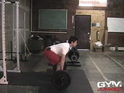 How to Deadlift Image 1