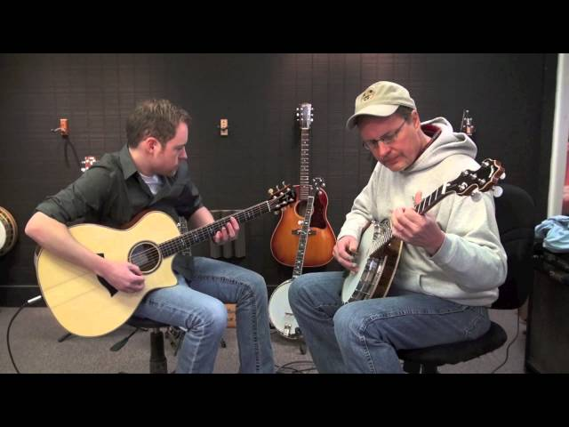 Rob and Barrett