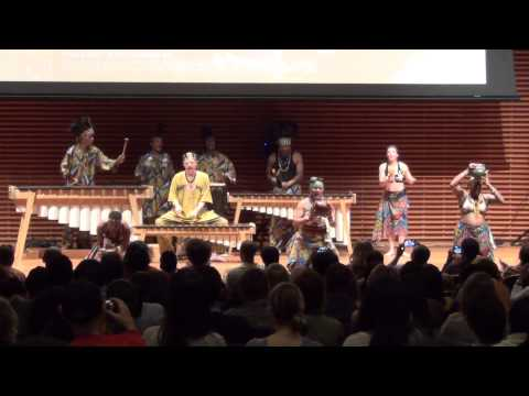 Stanford African Cultural Night 2014 Dance Group