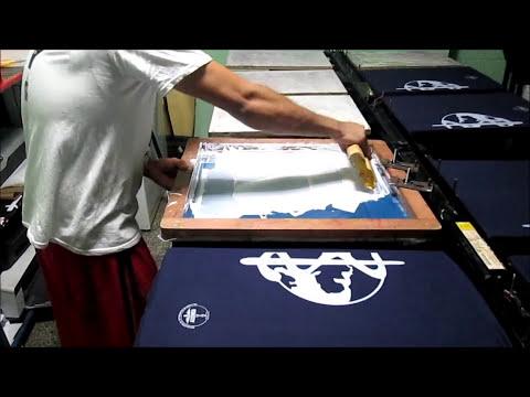 Serigrafía y Estampados