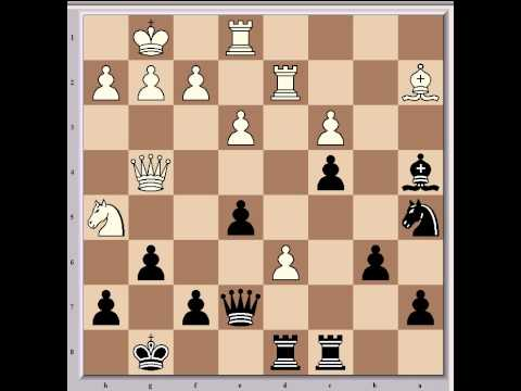 Killegar Chess presents: Frank Marshall Vs. Jose Raul Capablanca, 1909