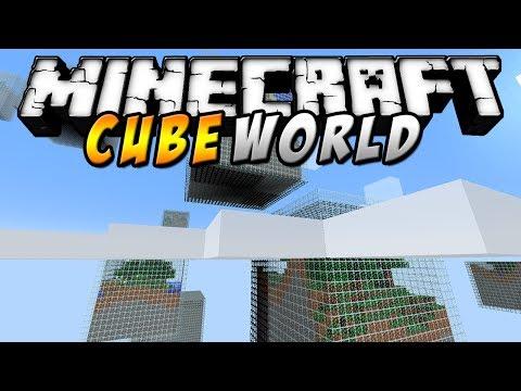 Minecraft - Mundo de cubos MOD (Supervivencia extrema. locura. etc!) - ESPAÑOL TUTORIAL