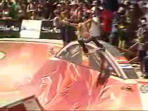 Quicksilver Bowl Riding Contest
