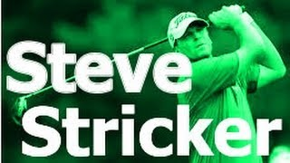 Steve Stricker Golf Swing Analysis: Consistency vs. Distance