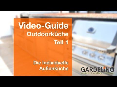 Outdoorkueche Ratgeber - Die Individuelle Aussenkueche (Teil 1)